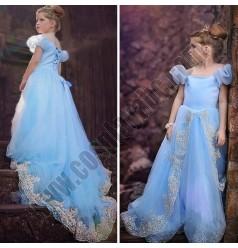 Kids Child Cinderella Costume