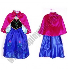 Disney Princess Anna Costume For Child