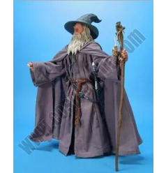 The Hobbit - Gray Robe Gandalf Costume