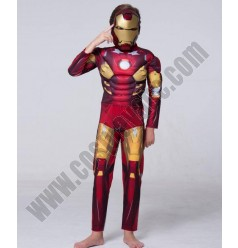Marvel's The Avengers -Iron Man Child Costume