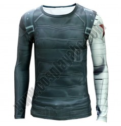 Mens Winter Soldier T Shirt