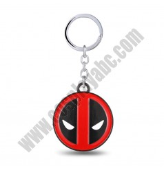 X-Men Deadpool Keychain Pendant