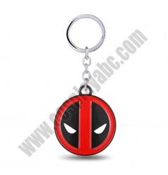 X-Men Deadpool Keychain Pendant