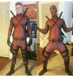 Deadpool Full Body Costume