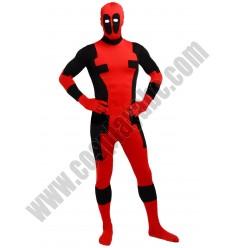 Adult Deadpool Spandex Costume