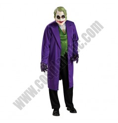 DC Comics Super Villian -Joker Costume