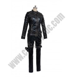 Comics Justice League -Black Canary Costume