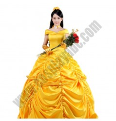 Beauty And The Beast - Princess Belle Costume