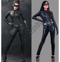 Black Leather Catwoman Costumes