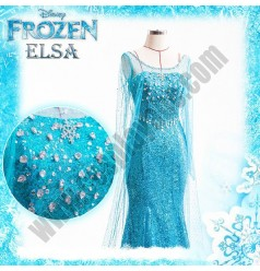 Frozen - Elsa Blue Skirt