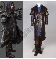The Hobbit:The Battle of Five Armies - Kili Costume