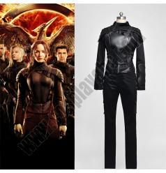 The Hunger Games 3 -Katniss Black Costume