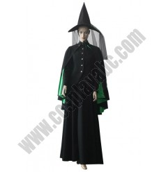 Japanese Anime Movie Bad Witch Costume