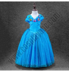 Disney Princess Cinderella Costume For Kids