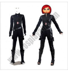 Marvel's The Avengers 2-Black Widow Costume
