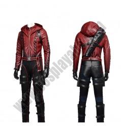 Comics Justice League -Red Arrow Men Costume