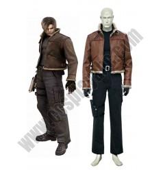 Resident Evil 4 Game- Leon Costume