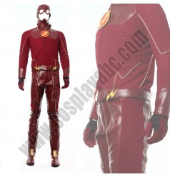 Comics Justice League -Flash Costume