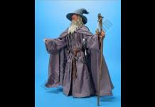 The Hobbit - Gray Robe Gandalf Costume