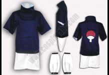 NARUTO- Uchiha Sasuke Adult Costume