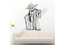 Master Yoda Wall Stickers
