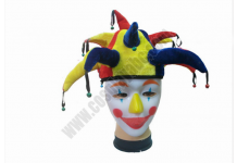 Adult Clown Cloth Mask