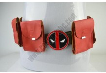 Adult Deadpool Cosplay Belt