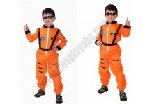 Kids Astronaut Costume Two Colors