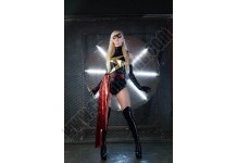 Superhero Ms Marvel Costume