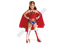 Kids Girls Wonder Woman Costume