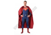 The First Comics Super Hero -Superman Costume
