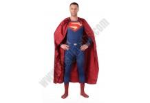 The First Comics Super Hero -Superman Costume