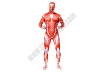 ATTACK ON TITAN - Muscle Man Costume