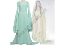 The Lord of the Rings Arwen Costume Dress