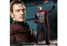 X-Men Magneto Costume Red