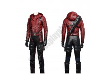 Comics Justice League -Red Arrow Men Costume
