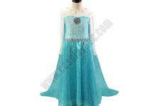Kids Princess Elsa Costume