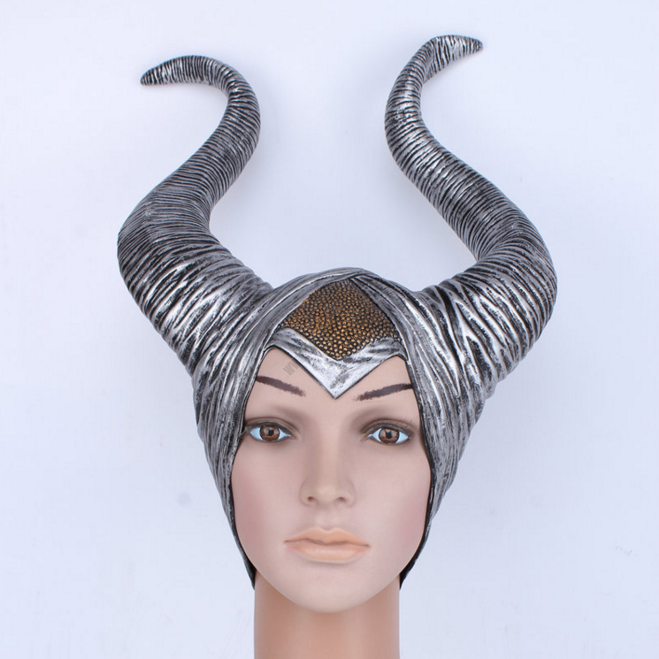High Quality Maleficent Horns Popular Disney Movie Headdress
