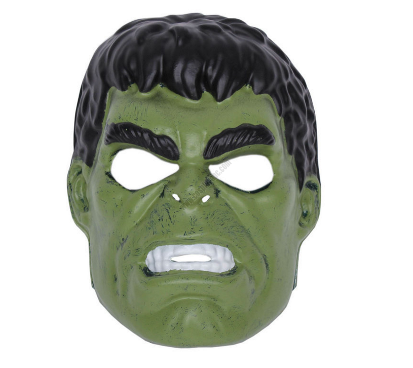 7f978f77a39 Quality Adult Hulk Mask Classical Avengers Cosplay Accessories ...