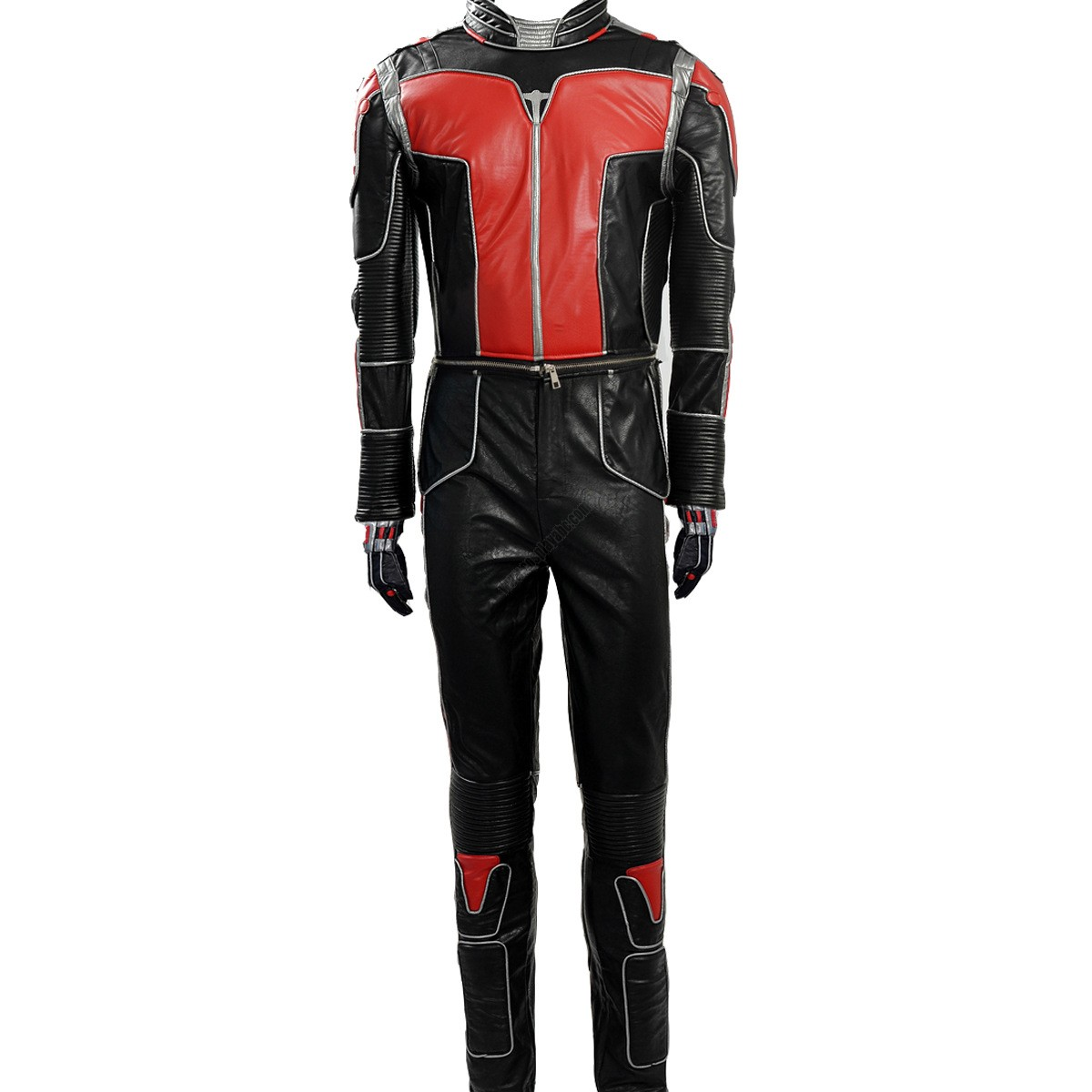 Hot Sale Men Easy Cosplay Costume Suit Of Marvel Comics Movie Ant Man