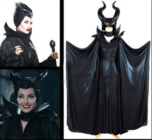 Disney Maleficent Wizard Costume  sc 1 st  Halloween Party Cosplay Costumes Cosplayabc & Best Disney Maleficent Female Costume Suit For Sale