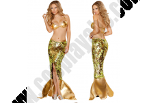 The Little Mermaid - Princess Ariel Costume