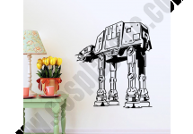 Imperial Walker AT-AT Wall Stickers
