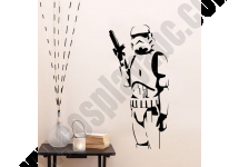 Imperial Stormtrooper Wall Stickers