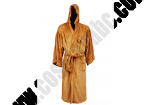 Dark Orange Jedi Bathrobe