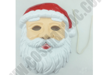 Christmas Mask Plastic