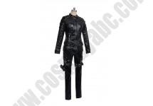 Comics Justice League -Black Canary Costume
