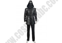 Comics Justice League -Black Arrow Men Costume