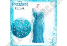 Frozen - Elsa Blue Skirt