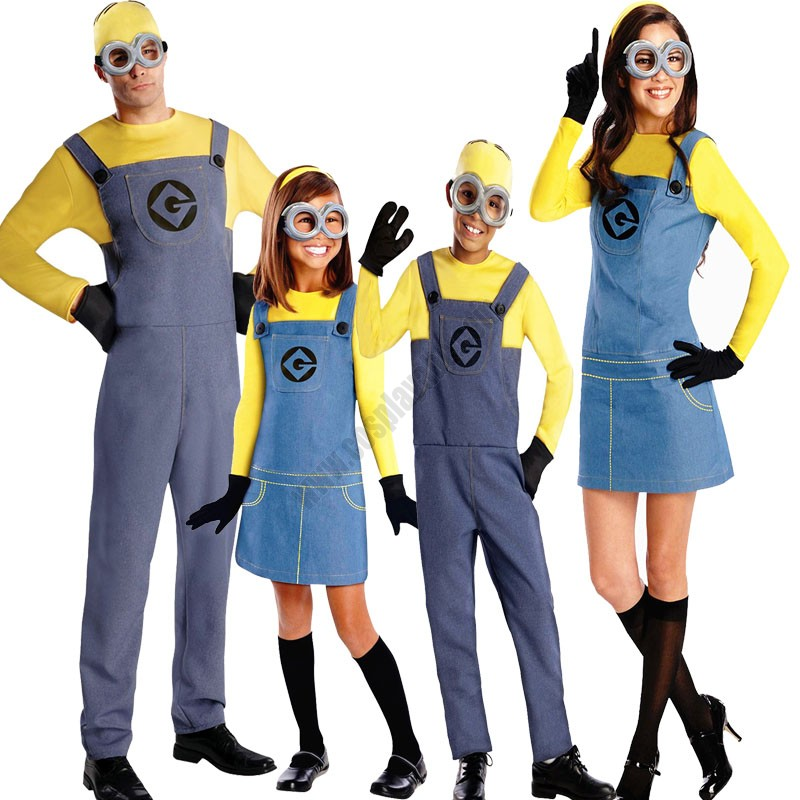 Buying Cheap Minions Cosplay Bodysuit Best Online ...